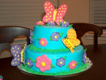 childrens birthday cake idea