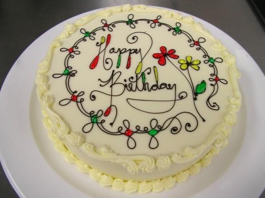 Birthday Cakes Picture