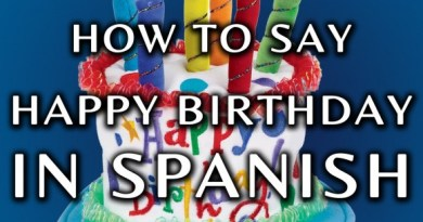 birthday wishes in spanish
