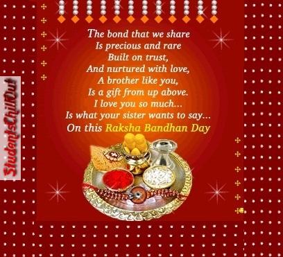 cards on raksha bandhan