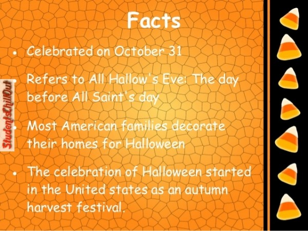 funny halloween facts