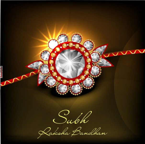 greeting cards of raksha bandhan