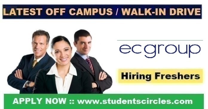 EC Group Off Campus Drive 2020