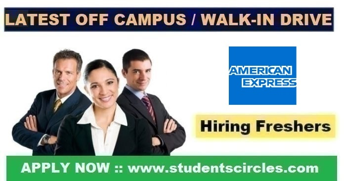 American Express Off Campus Drive 2020