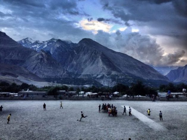 Altit_Sports_Ground_Hunza_Gilgit-Baltistan-Pakistan