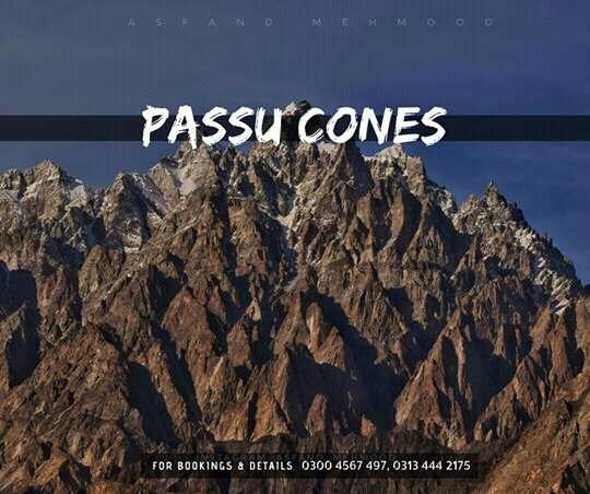 Passu Cones Pakistan