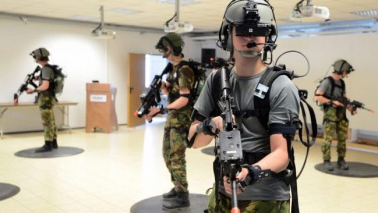Electronics in Military