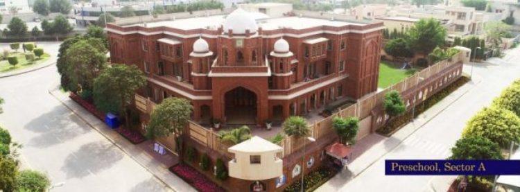 Bahria Town School. Lahore