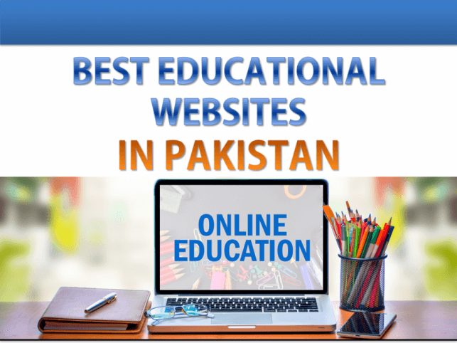 best educational websites in Pakistan
