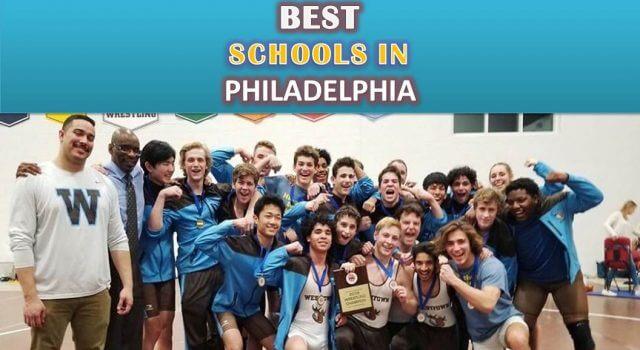 best schools in Philadelphia