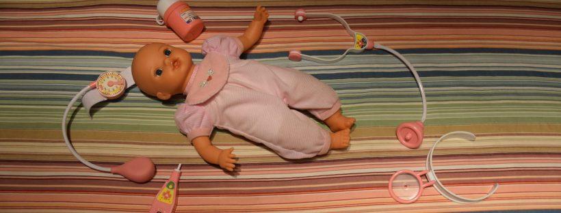 Bolezen dojenčka