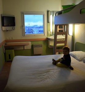 Ibis hotel Pariz
