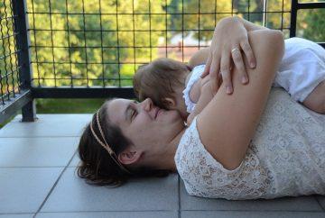 Nisi zaljubljena v svojega dojenčka?