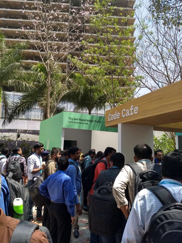 Code Cafe IBM Developer Day