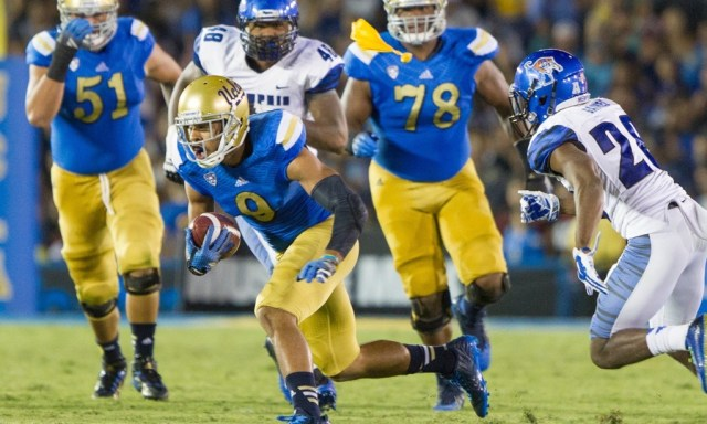 Despite Uncertain Start, WR Jordan Payton Finds Stability, Success At UCLA | Daily Bruin