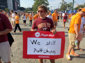 College Gameday Signs Power Rankings