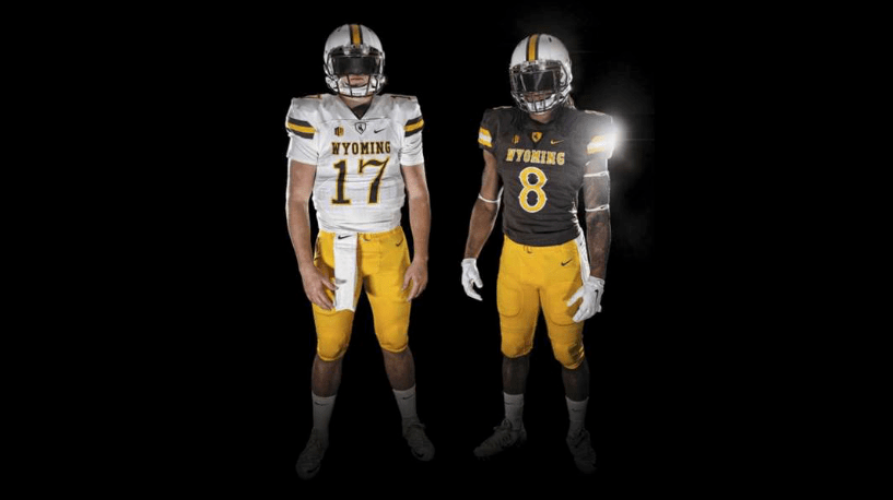 online store ad9e2 112b9 Fashion 101: Wyoming Football - Student Union