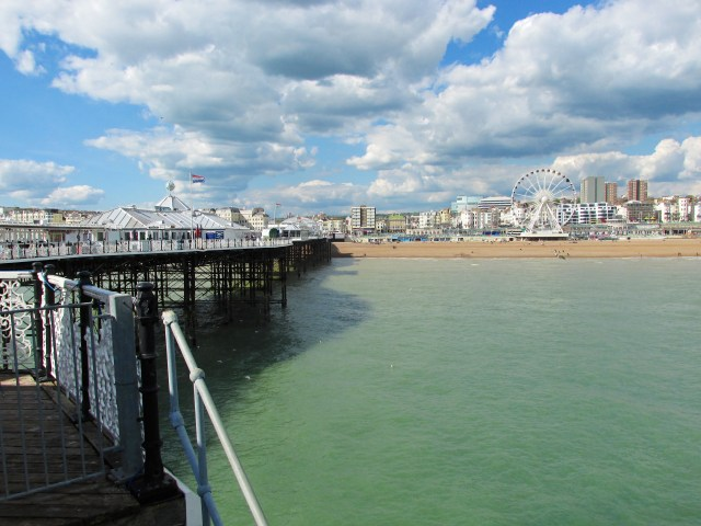 Brighton England travel