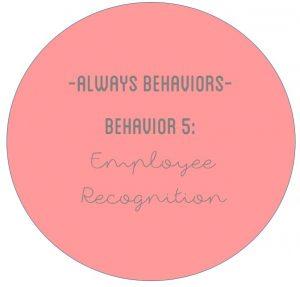 Behavior 5