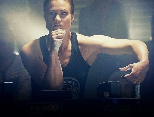 Heidi Andersson, föreläsare och världsmästare i armbrytning