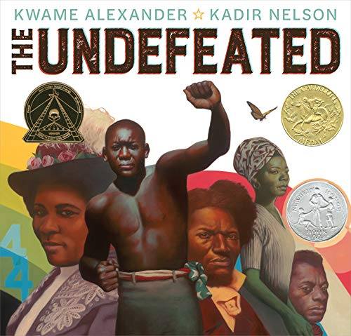 The Undefeated book cover
