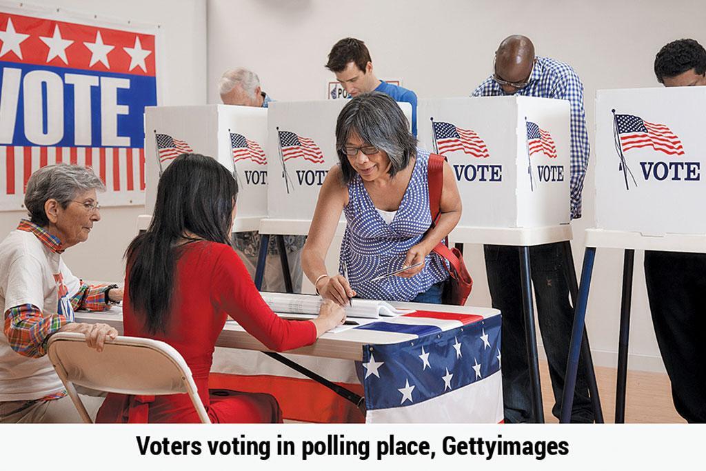 Studies Weekly registering to vote image
