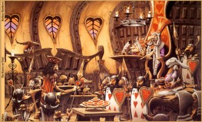 rodney_matthews_alice-in-wonderland_the-knave-on-trial