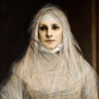 The White Woman de Gabriel von Max : Petite histoire de la Dame Blanche