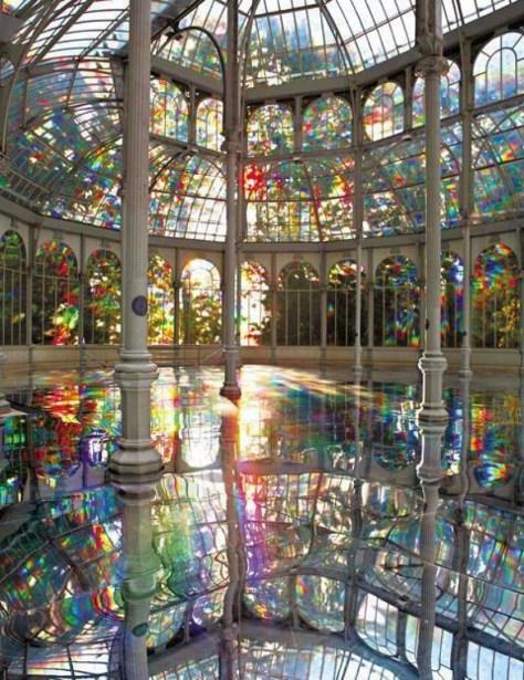 Palacio de Cristal, Milan, par Kimsooja