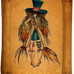 Who is the Mad Hatter ?