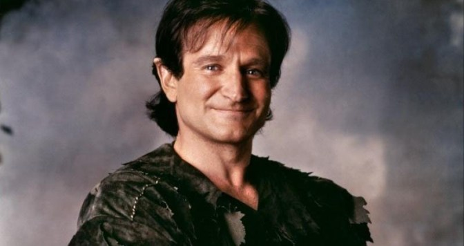 Robin Williams dans Hook