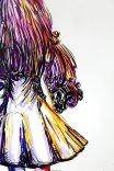Faceless Girl & Red Doc (detail)