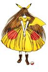 Lady Pikachu