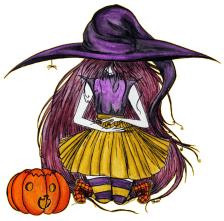 La Sorcière | The Witch