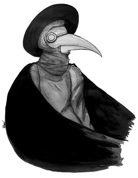 Médecin de Peste (Plague doctor)