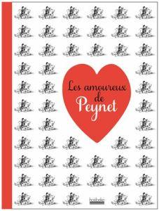 """Couverture du livre """"Les amoureux de Peynet"""", Ed. Hoëbeke, 2015"""