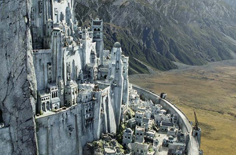 coque iphone 12 minas tirith