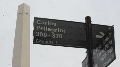 Où est passée la pointe de l'obélisque de Buenos Aire ?