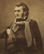 Portrait de Gustave Doré Félix Nadar. Photographie, vers 1857. BnF, département des Estampes et de la Photographie, Eo 15 (5) Fol © Bibliothèque nationale de France