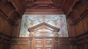 L'intérieur du palais n'a rien à envier à ses extérieurs. Tout est majestueux !