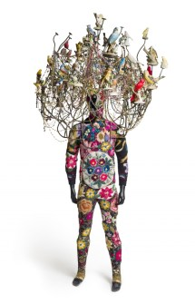 Nick Cave, Soundsuit (Costume sonore), Techniques mixtes