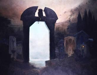 Zdzislaw-Beksinski-peinture-painting-art-artiste-artist-70