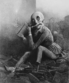 Zdzislaw-Beksinski-peinture-painting-art-artiste-artist-81