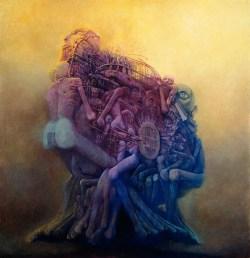 Zdzislaw-Beksinski-peinture-painting-art-artiste-artist-88