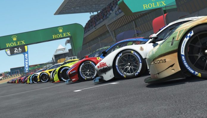 Celebrating The 24 Hours Of Le Mans Virtual Studio 397