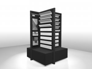 nmc retail display • for A&B Project
