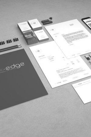 brand identity studio • edge