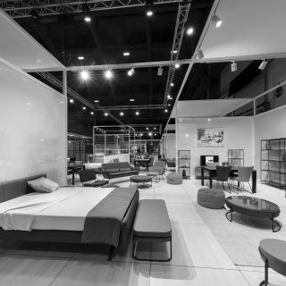 Up2date stand • furniture fair 2017 • for A&B Project