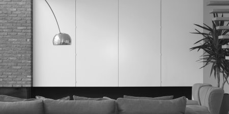 residentieel interieur 01 • leefruimte