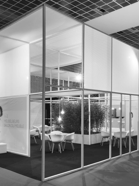 brussels by night bar & reception • furniture fair 2017 • for A&B Project